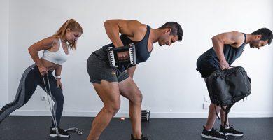 Cómo entrenar en casa sin material ejemplo